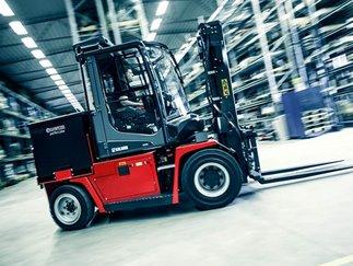electric forklift trucks 5-9 ton