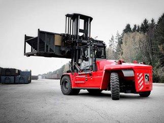 forklift trucks 18–52 ton