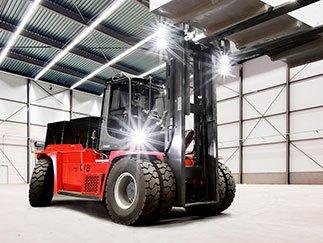 Forklift trucks | Kalmarglobal