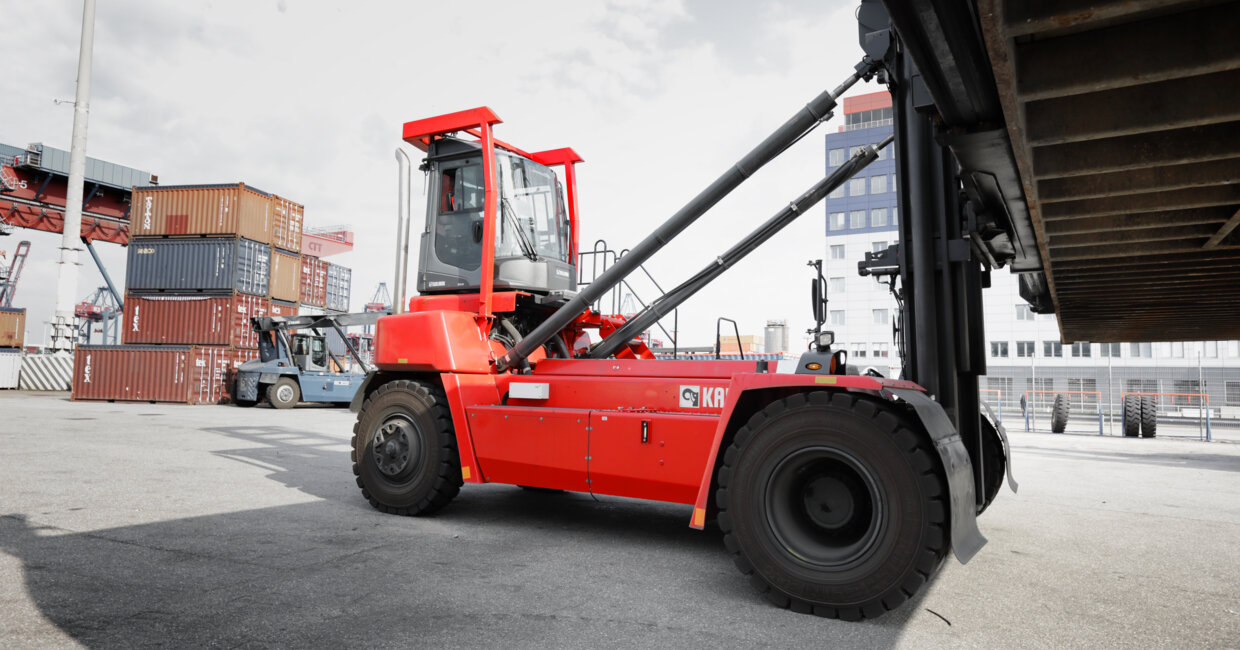 Empty container handler kalmar investments defined contribution investment only is dead