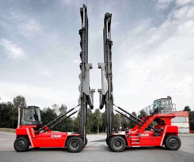 Empty container handler kalmar investments forex robot 2021 nfl