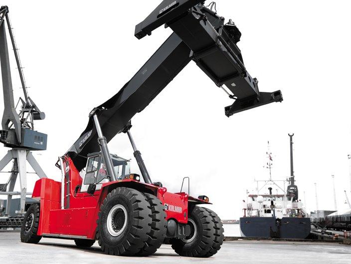 Essential Reachstackers 450-570 | Kalmarglobal