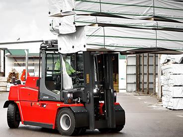 Kalmar light forklift range upgraded