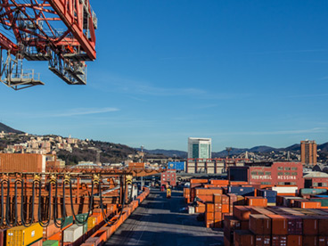 Supporting expansion at the Port of Genoa