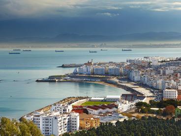 Ports are the lifeblood of Algeria's economy