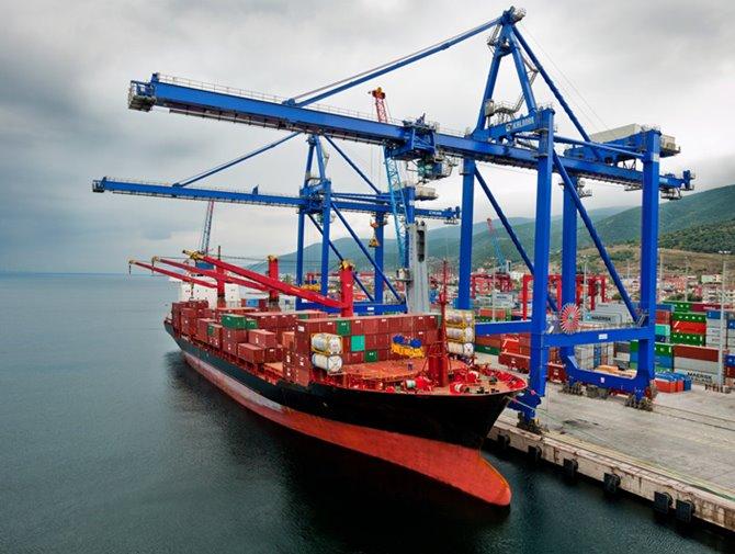Ship To Shore Gantry Crane Definicion : Kalmar ship to shore sts cranes kalmarglobal