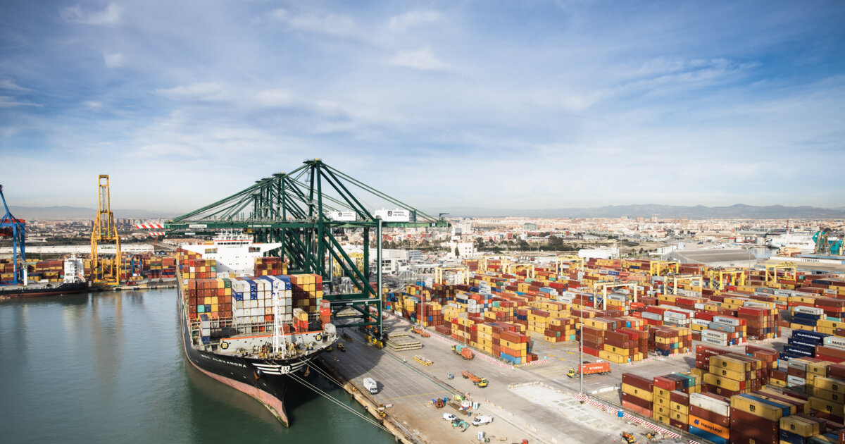 A first-class upgrade for MSC Terminal Valencia